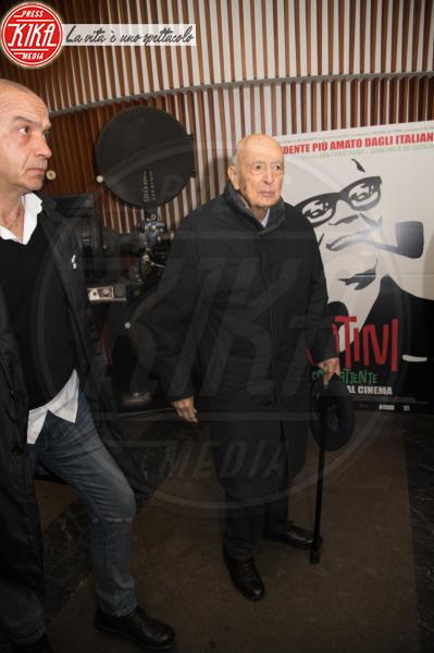 Giorgio Napolitano - Roma - 07-03-2018 - Pertini il combattente, Napolitano omaggia il Presidente rock