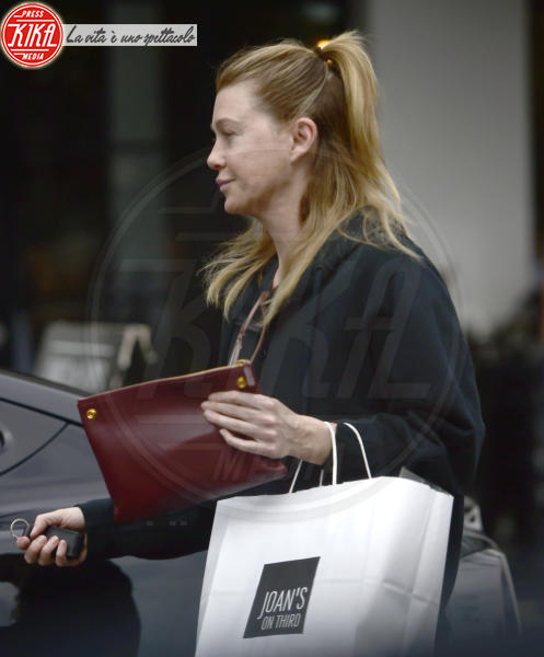 Ellen Pompeo - Los Angeles - 07-03-2018 - Star prima e dopo, il miracolo del make up