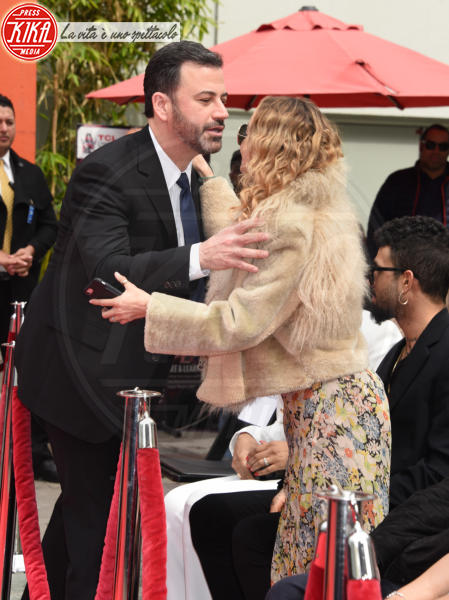 Jimmy Kimmel, Nicole Richie - Hollywood - 07-03-2018 - Lionel Richie affonda le mani nella leggenda