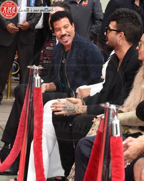 Miles Richie, Lionel Richie - Hollywood - 07-03-2018 - Lionel Richie affonda le mani nella leggenda
