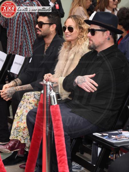 Miles Richie, Benji Madden, Nicole Richie - Hollywood - 07-03-2018 - Lionel Richie affonda le mani nella leggenda