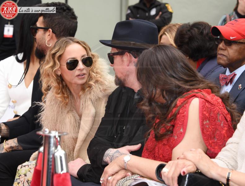 Brenda Richie, Benji Madden, Nicole Richie - Hollywood - 07-03-2018 - Lionel Richie affonda le mani nella leggenda