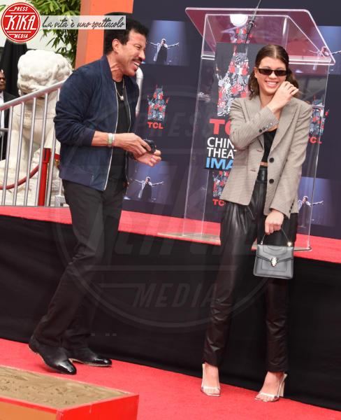 Sofia Richie, Lionel Richie - Hollywood - 07-03-2018 - Lionel Richie affonda le mani nella leggenda
