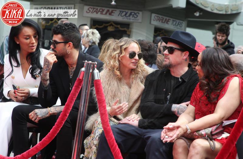 Brenda Harvey-Richie, Miles Richie, Lisa Parigi, Benji Madden, Nicole Richie - Hollywood - 07-03-2018 - Lionel Richie affonda le mani nella leggenda