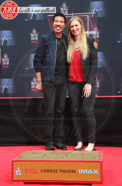 Alwyn Hight Kushner, Lionel Richie - Hollywood - 07-03-2018 - Lionel Richie affonda le mani nella leggenda