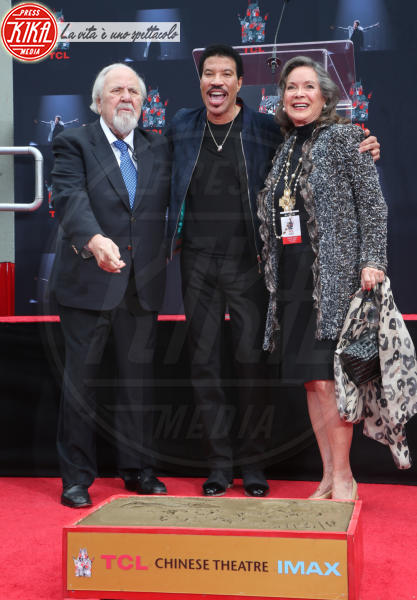Guests, Lionel Richie - Hollywood - 07-03-2018 - Lionel Richie affonda le mani nella leggenda