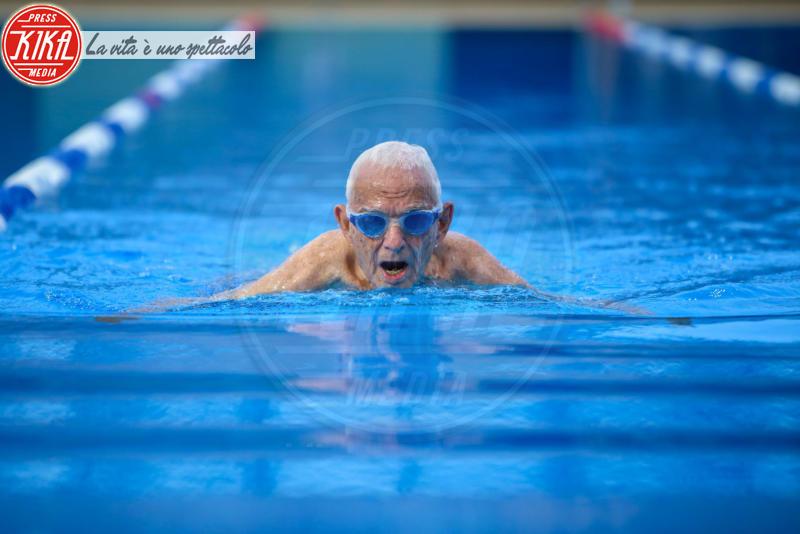 George Corones - Queensland - 08-03-2018 - George Corones, record del mondo di nuoto a quasi 100 anni!