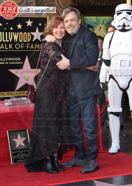 Marilou York, Mark Hamill - Hollywood - 08-03-2018 - Mark Hamill, la stella di Skywalker brilla sulla Walk of Fame