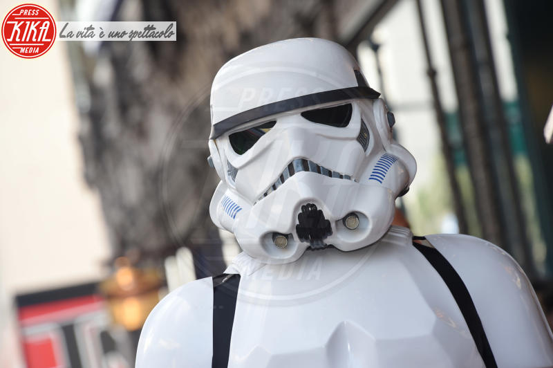 Stormtroopers - Hollywood - 08-03-2018 - Mark Hamill, la stella di Skywalker brilla sulla Walk of Fame