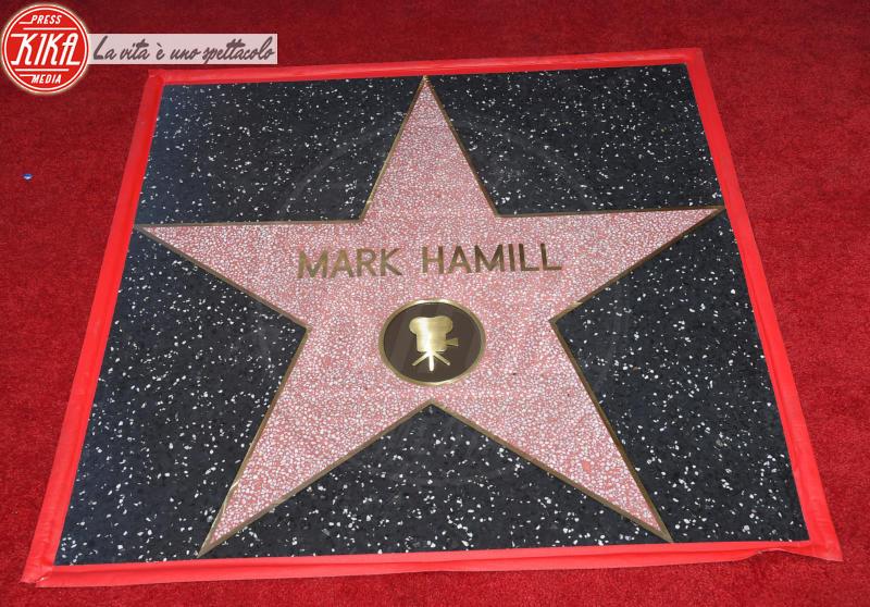 stella Mark Hamill - Hollywood - 08-03-2018 - Mark Hamill, la stella di Skywalker brilla sulla Walk of Fame