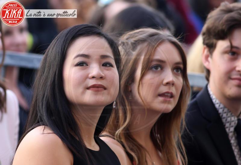 Kelly Marie Tran, Billie Lourd - Hollywood - 08-03-2018 - Mark Hamill, la stella di Skywalker brilla sulla Walk of Fame