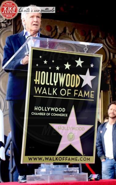 Harrison Ford - Hollywood - 08-03-2018 - Mark Hamill, la stella di Skywalker brilla sulla Walk of Fame