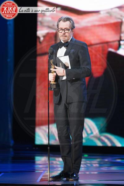 Gary Oldman - Hollywood - 05-03-2018 - Oscar 2018: Frances McDormand salva una cerimonia blanda