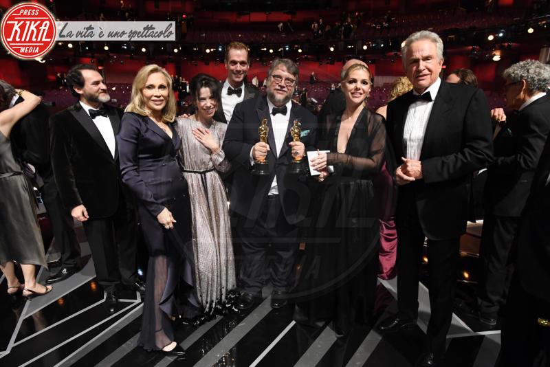 Guillermo del Toro - Hollywood - 05-03-2018 - Oscar 2018: Frances McDormand salva una cerimonia blanda