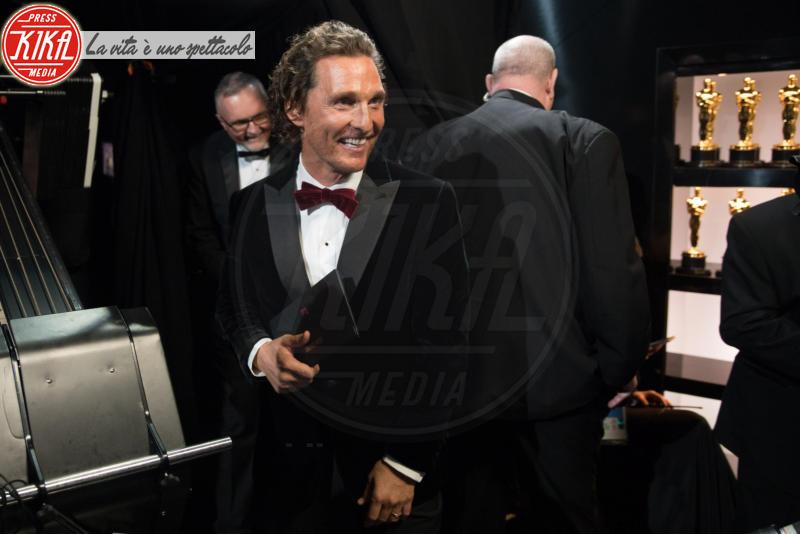 Matthew McConaughey - Hollywood - 05-03-2018 - Oscar 2018: Frances McDormand salva una cerimonia blanda