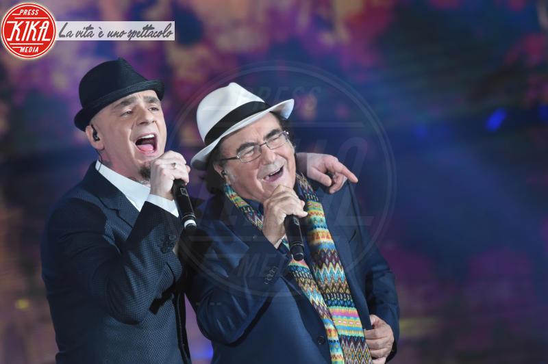 Al Bano, J-Ax - Milano - 11-03-2018 - Michelle Hunziker e J-Ax: la coppia che non ti aspetti... in tv!