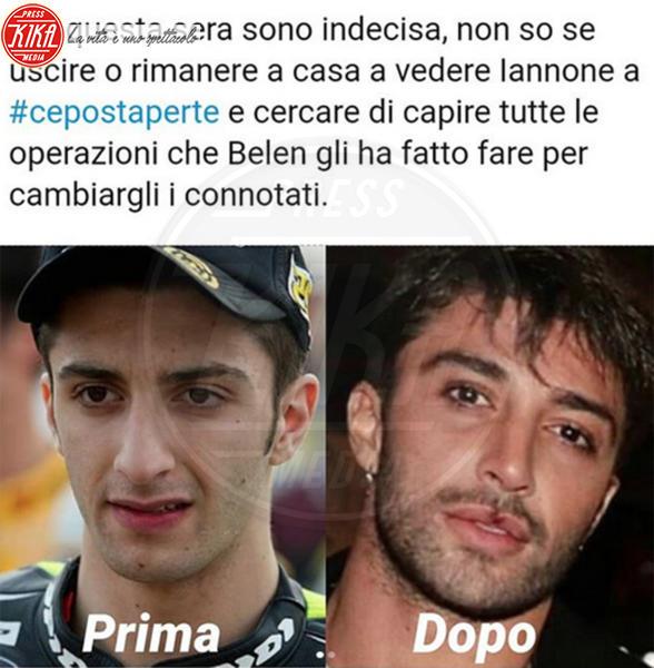 Andrea Iannone - Milano - 12-03-2018 - La corsa... al ritocco di Andrea Iannone, qualcosa è cambiato!