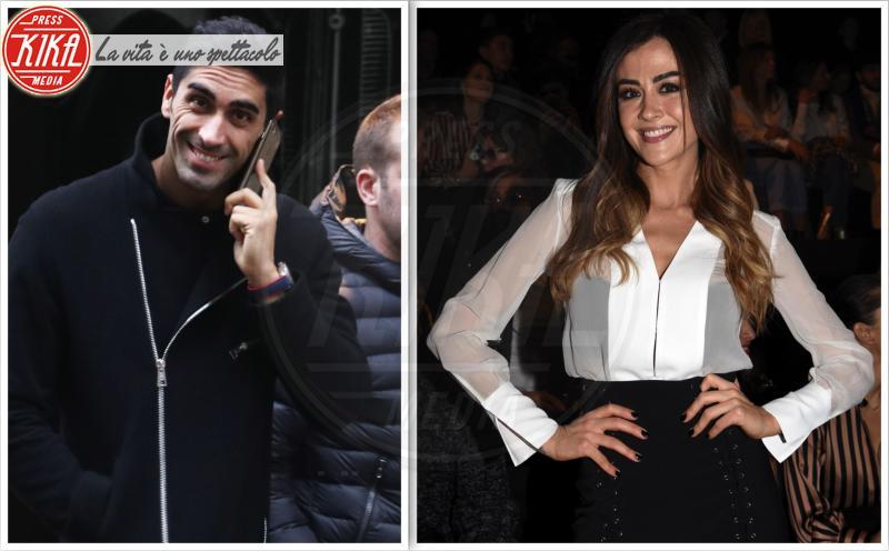 Giorgia Palmas, Filippo Magnini - Milano - 24-02-2018 - Filippo Magnini e Giorgia Palmas, la notizia bomba è servita