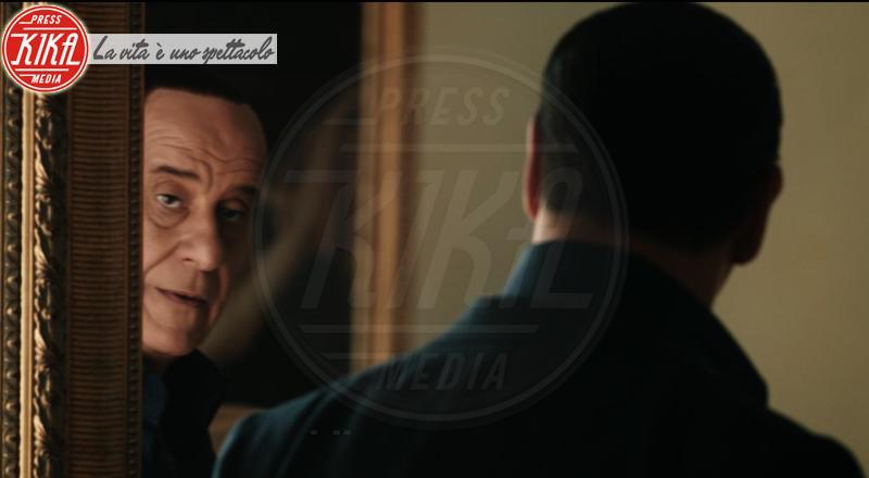 Toni Servillo - Milano - 12-03-2018 - Loro: Toni Servillo sul set nei panni di Silvio Berlusconi