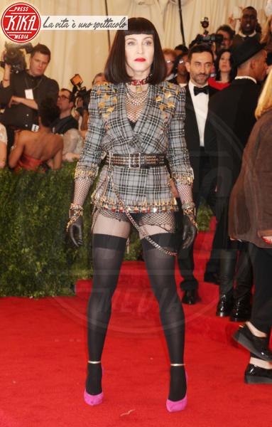 Madonna - New York - 07-05-2013 - Addio a Hubert de Givenchy, lo stilista amato da Audrey Hepburn