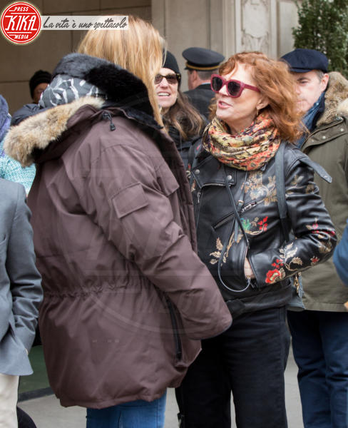 Sarah Paulson, Susan Sarandon - New York - 13-03-2018 - Vi sveliamo che aspetto avrà Nicole Kidman nel futuro