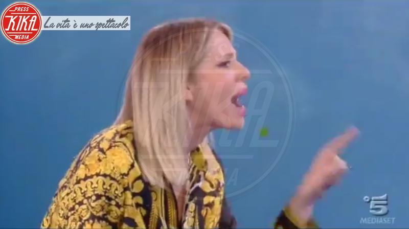 Alessia Marcuzzi - Milano - 13-03-2018 - Isola, lo sfogo (epico) in diretta di Alessia contro Eva Henger