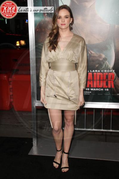 Danielle Panabaker - Hollywood - 12-03-2018 - Alicia Vikander, raffinata Lara Croft alla prima di Tomb Raider