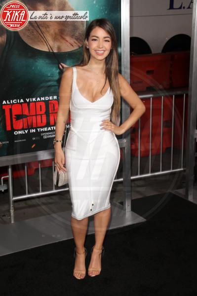 Caeli - Hollywood - 12-03-2018 - Alicia Vikander, raffinata Lara Croft alla prima di Tomb Raider