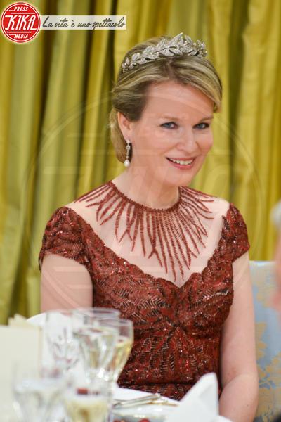 Regina Mathilde del Belgio - Ottawa - 13-03-2018 - Mathilde del Belgio: casual o galà, sempre regina di stile
