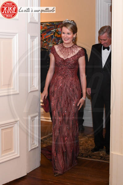Regina Mathilde del Belgio - Ottawa - 12-03-2018 - Mathilde del Belgio: casual o galà, sempre regina di stile
