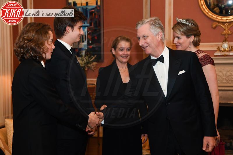 Re Filippo del Belgio, Regina Mathilde del Belgio - Ottawa - 12-03-2018 - Mathilde del Belgio: casual o galà, sempre regina di stile