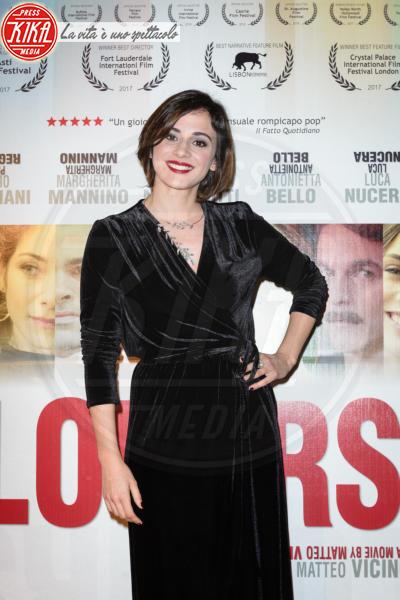 Margherita Mannino - Roma - 14-03-2018 - Arriva Lovers, il film italiano già pluripremiato all'estero