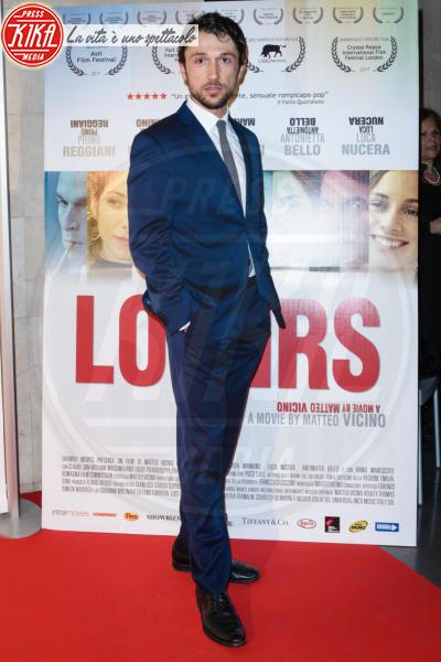 Riccardo Leonelli - Roma - 14-03-2018 - Arriva Lovers, il film italiano già pluripremiato all'estero
