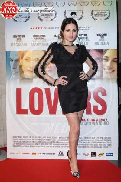 Ivana Lotito - Roma - 14-03-2018 - Arriva Lovers, il film italiano già pluripremiato all'estero