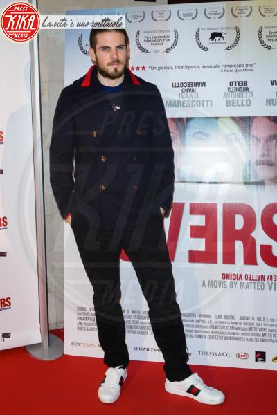Leonardo Pazzagli - Roma - 14-03-2018 - Arriva Lovers, il film italiano già pluripremiato all'estero