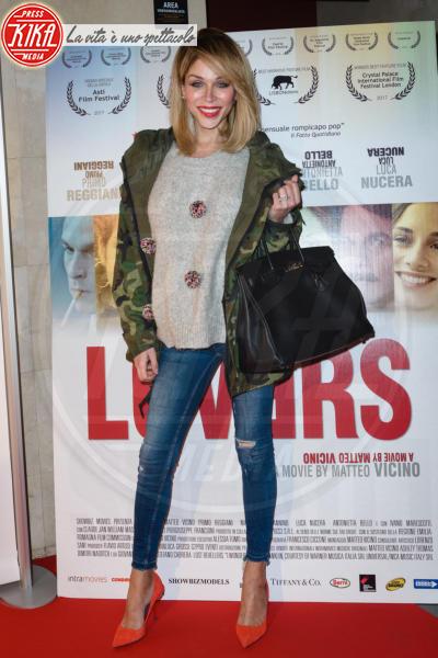 Vittoria Schisano - Roma - 14-03-2018 - Arriva Lovers, il film italiano già pluripremiato all'estero