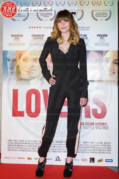 Antonietta Bello - Roma - 14-03-2018 - Arriva Lovers, il film italiano già pluripremiato all'estero