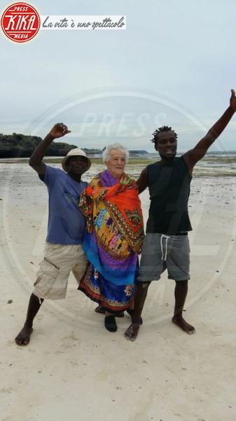 Nonna Irma - Vicenza - Nonna Irma, 93 anni, volontaria in Kenya