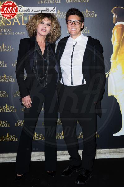 Imma Battaglia, Eva Grimaldi - Roma - 15-03-2018 - Imma Battaglia, la proposta di nozze da applausi a Eva Grimaldi