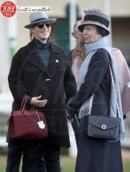 Principessa Anna d'Inghilterra, Zara Phillips - Cheltenham - 13-03-2018 - Nuovo caso a Corte, ritirata la patente alla nipote della Regina