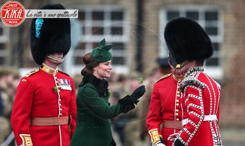 Kate Middleton - Cavalry Barracks Hounslow - 17-03-2018 - Kate Middleton  ricicla 184842d25958
