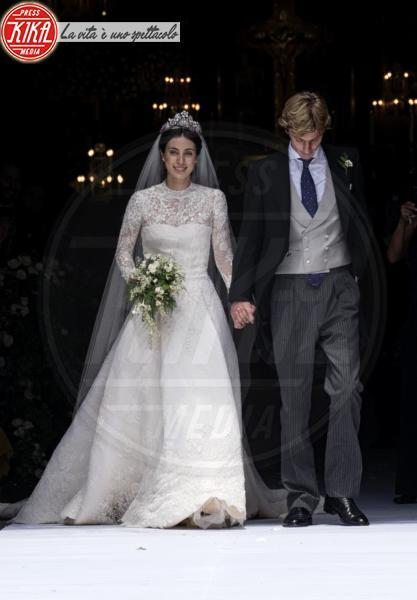 Principe Christian di Hannover, Alessandra De Osma - Lima - 16-03-2018 - Bye bye 2018: i 14 matrimoni piu' belli dell'anno