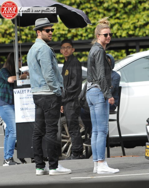 Emily Vancamp, Josh Bowman - Los Angeles - 18-03-2018 - Emily Vancamp ha detto sì: da Revenge... all'altare!