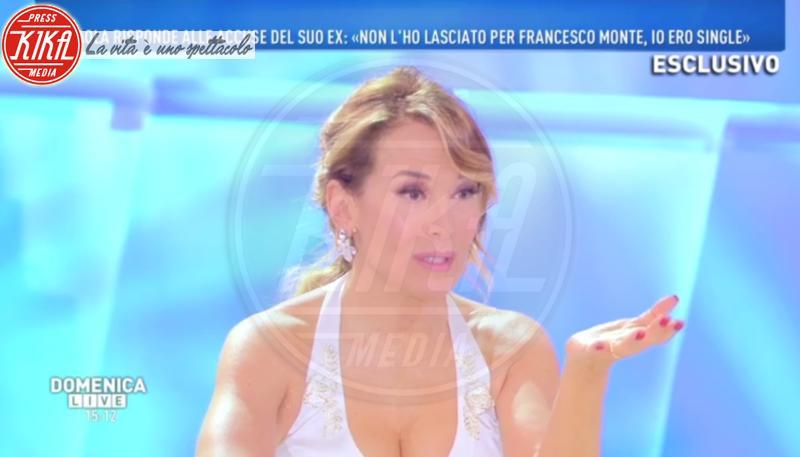 Barbara D'Urso - Milano - 18-03-2018 - Barbara D'Urso a Verissimo: