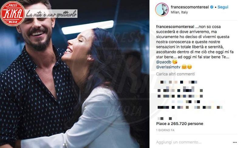 Paola Di Benedetto, Francesco Monte - 19-03-2018 - Isola, Morali e Ferri: ecco la verità sul presunto flirt