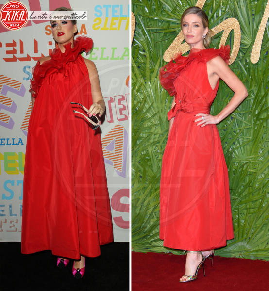 Annabelle Wallis, Katy Perry - 19-03-2018 - Chi lo indossa meglio? Katy Perry e Annabelle Wallis