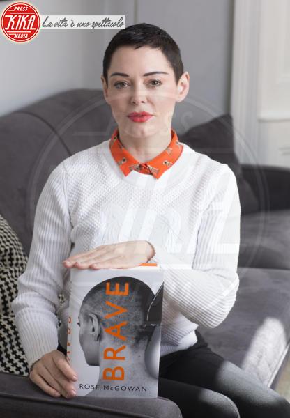 Rose McGowan - Londra - 16-03-2018 - Rose McGowan racconta tutti gli abusi nel mondo del cinema