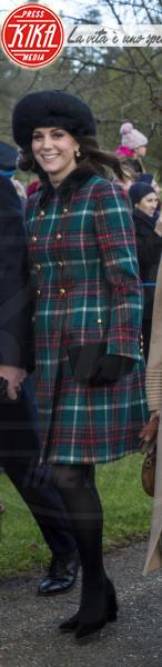 Meghan Markle, Kate Middleton, Principe Harry - Sandringham - 25-12-2017 - Kate Middleton e Lady Diana: la trasparenza è la stessa