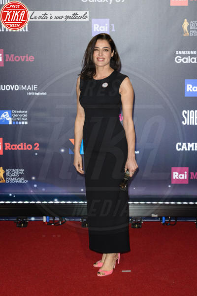 Luisa Ranieri - Roma - 21-03-2018 - David di Donatello 2018: gli stilisti sul red carpet