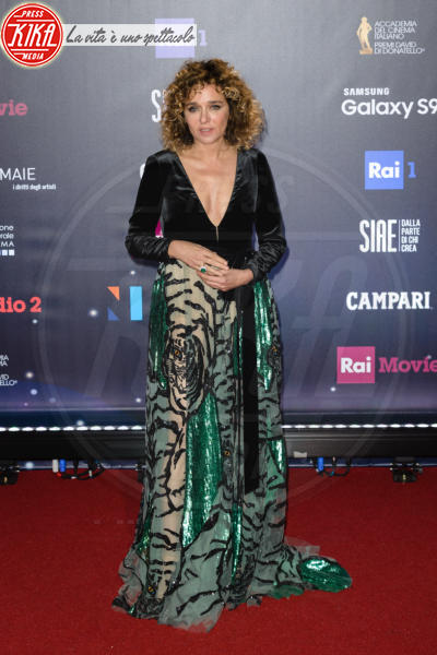 Valeria Golino - Roma - 21-03-2018 - David di Donatello 2018: gli stilisti sul red carpet